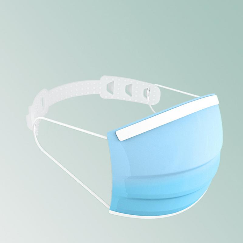 3/2pcs Adjustable Anti-Slip Mask Ear Grips Extension Hook Face Masks Buckle Holder Accessories TPU Extension Buckle Hot Sale