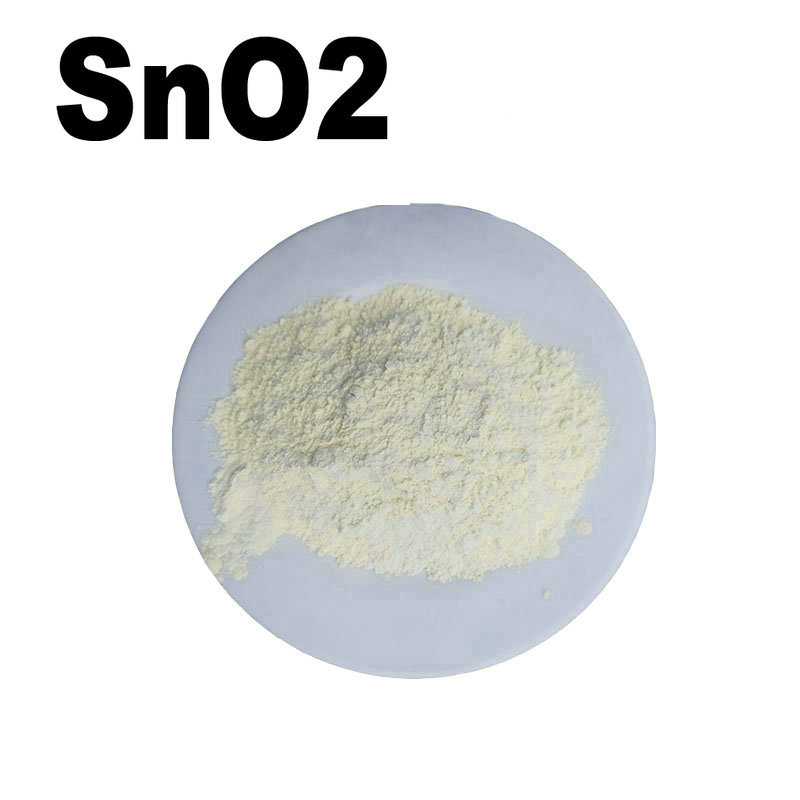 SnO2 High Purity Powder 99.9% Tin Oxide For R&D Ultrafine Nano Powders About 1 Micro Meter Transparent Conductive Materials