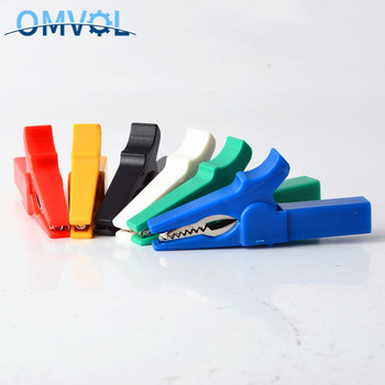 1PC 55mm Alligator Clip For Banana Plug Test Probe Connector image
