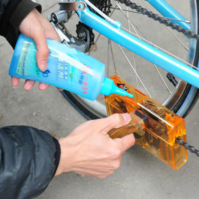 CYLION Cylion Bicycle Cleaning Agent Chain Cleaner Profession Chain Cleaner Clean Oil Bike Oil