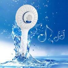 Многофункциональная музыкальная ручная душевая Водонепроницаемая