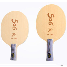 Original DHS TG506X TG 506X table tennis blade pure wood extraposition aramid fiber profession team use high speed fast attack