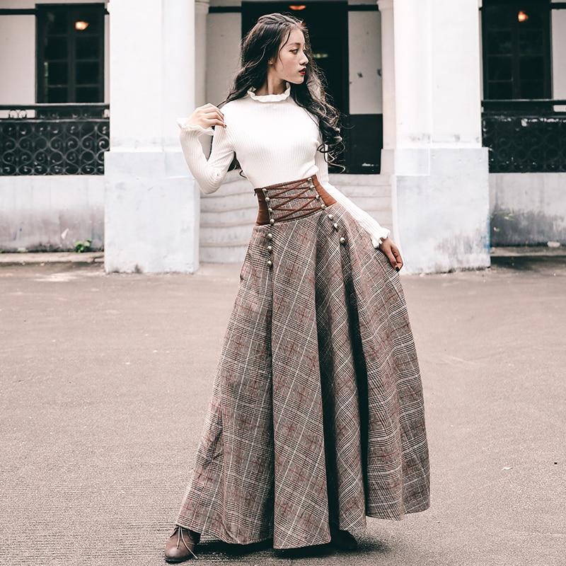 2019New mode hiver luxe piste élégant tricot deux pièces ensemble 2 pièces blanc pull dentelle taille haute Maxi robe