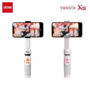 ZHIYUN Official SMOOTH XS Gimbal Palo Selfie Stick Phone Monopod Handheld Stabilizer for Smartphone iPhone Redmi Huawei Samsung
