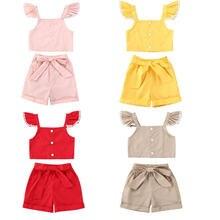 Комплекты одежды для маленьких девочек однобортный укороченный