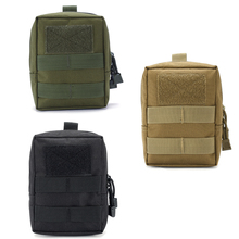 New 900D Military Tactical Life Bag Multifunctional Tool Pouch EDC Springs Hinge Hunting Durable Belt Pouches Packs Outdoor