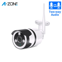 1080P HD IP Camera Surveillance Cameras With Wifi  CCTV Outdoor Camera Security Camera TF Card Night Vision Two-Way Audio