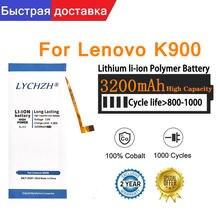 100% Оригинальный запасной аккумулятор для lenovo bl207 k900