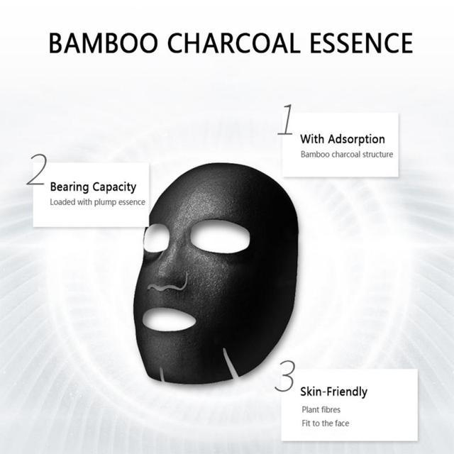Amino Acid mask Women Face Sheet Masks Natural Moisturizing masks beauty mask Collagen Whitening Mask Skin Care Korean cosmetics 5