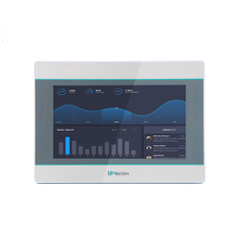 Wecon Cost Effective PI HMI 7 inch based on WEB SCADA for New Customers only