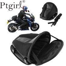 Carry-Tail-Bag Luggage Back-Pack Motorbike Ptgirl-Storage Waterproof Seat for Saddlebag