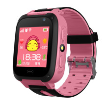 Kid Smart Watch GPS Tracker for Girl Boy Sport Wrist Watch SOS SIM Card Dial Game Camera Smartwatch for Android IOS Smart Phone стоимость