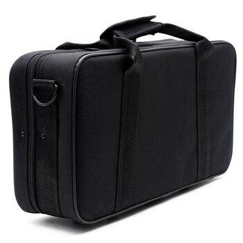 Clarinet Case Slade Oxford Cloth Storage Box BLACK