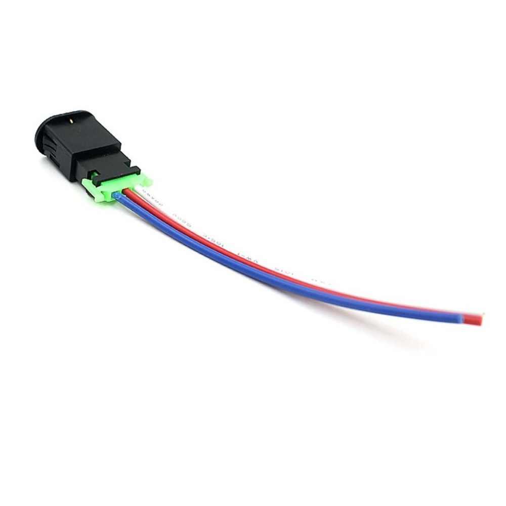 Utili Moto veicolo elettrico modificato doppio flash di avvertimento doppio salto interruttore Hot