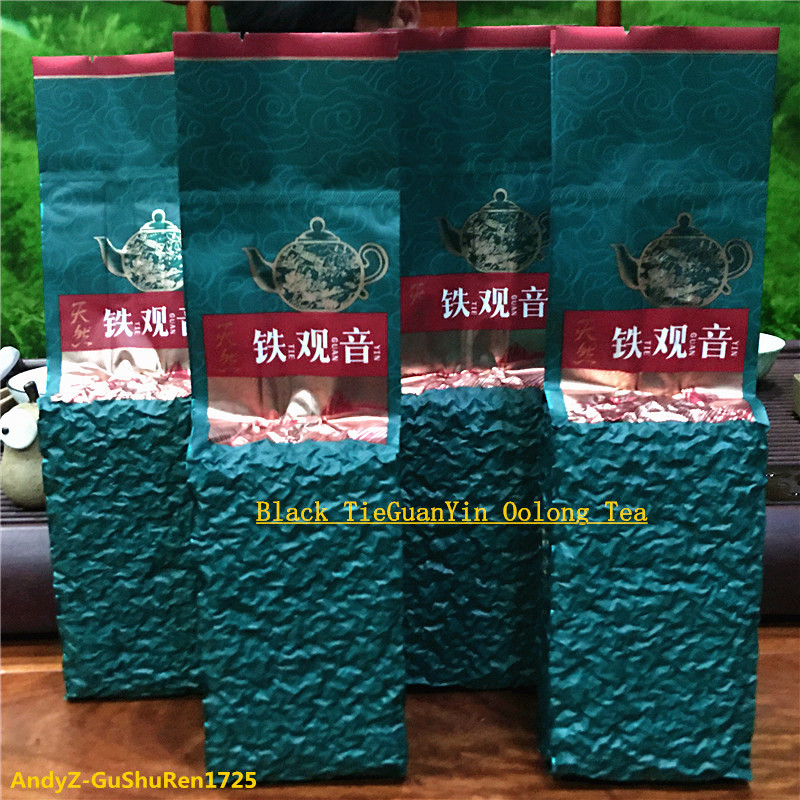 Tea Weight-Loss Tieguanyin Black for Health-Care Green-Food 250g Anxi-Tie Oolong Tea-1725