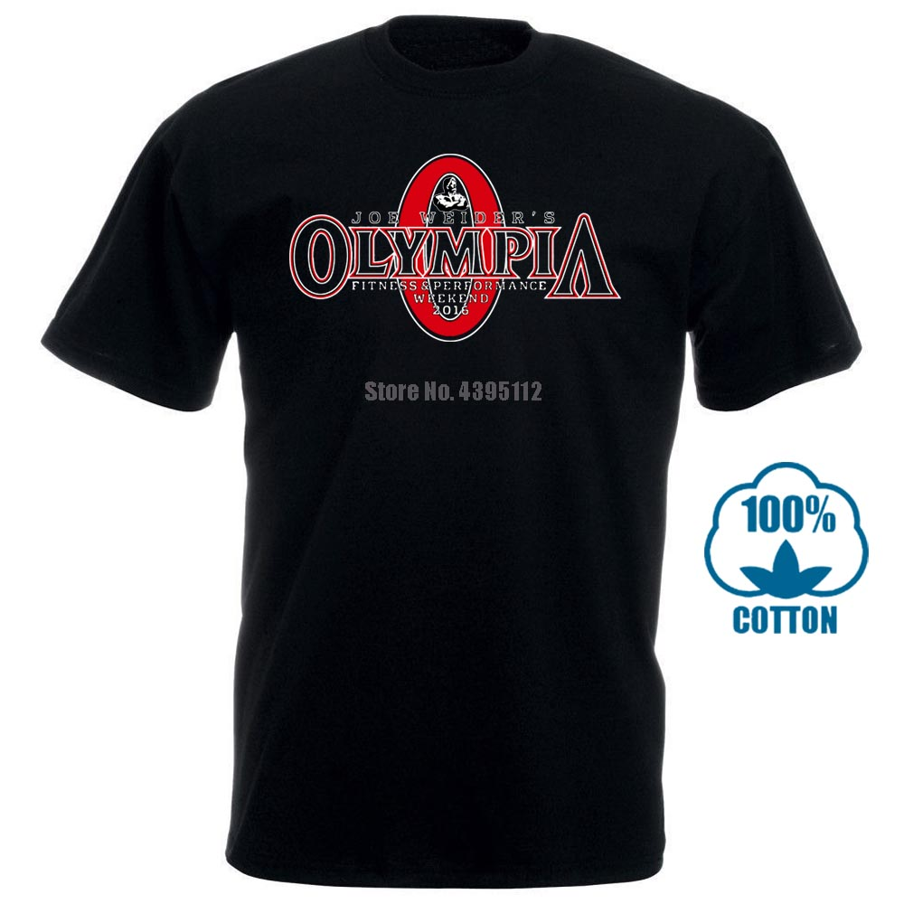 Hot Mr Olympia Bodybuilding Fitness New T Shirt 011693
