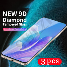 3-1Pcs for Honor X10 Max 10 lite 10i 9S 9C 9N 9X 8X 8C 8S 7A 7C Pro tempered glass play 9A 8A Prime 7X 7S screen protector film