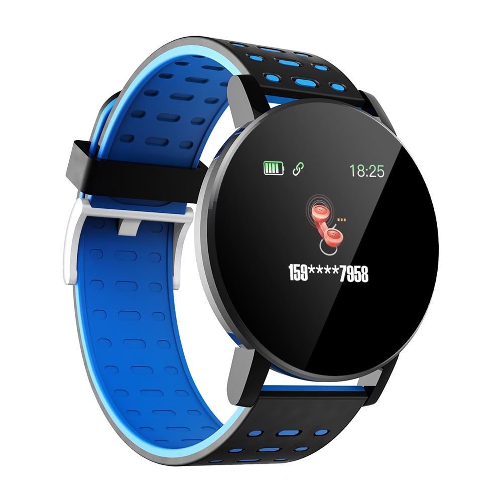 H44ac73ef42fc4602a780c90c630362cdj Fitness Bracelet Blood Pressure Measurement Smart Band Waterproof