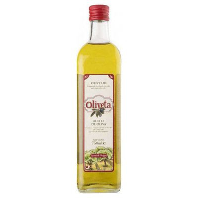Buy Food Grocery Oils Oliveta 103858 for only 6.89 USD