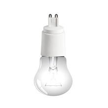 G9 do E27 użytku domowego uniwersalna podstawa Adapter żarówki uchwyt lampy ognioodporne PBT kryty łatwy montaż uchwyt nie zawiera żarówki LC tanie tanio ACCHAMP