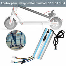 Yedek Ninebot için Segway ES1/ES2/ES3/ES4 Scooter aktif Bluetooth kontrol paneli kontrol panosu