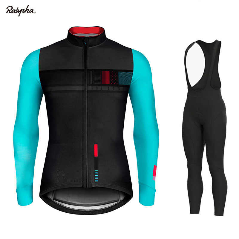 Gobiking  Spring and Autumn Jersey Suit Maillot Ropa Ciclismo Long Sleeve Mountain Bike Suit Breathable Bike Wear bike uniform