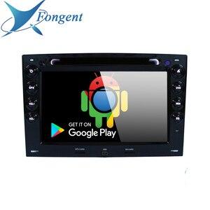 Para Renault Megane 2 ii 2003, 2004, 2005, 2006, 2007, 2008, 2009, 2010 vehículo GPS Android unidad DVD Radio DSP reproductor Multimedia PX6 PC