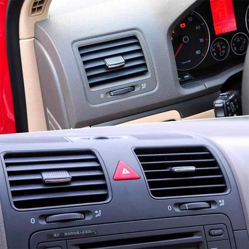 Aire acondicionado A/C salida de aire Tab Clip Kit de reparación aire acondicionado hoja ajuste Clip Kit de reparación para VW Sagitar coche estilo