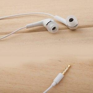 Image 5 - Oryginalny SAMSUNG słuchawki EHS64 hurtownie 5/10/15/20/50 sztuk przewodowe 3.5mm słuchawki douszne Mic dla samsung S6 S7 S8 huawei Xiaomi