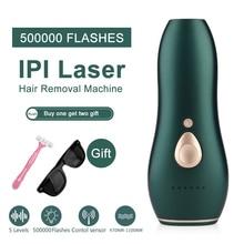 500000 flash IPL epilator laser hair removal professional permanentelectric phot