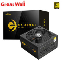 Power-Supply Computer 140mm Fan Great-Wall Gold 850W 80-Plus Pc Psu Atx 12v for E-Sport