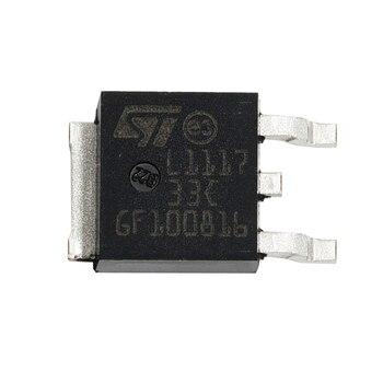 10pcs/lot  LD1117DT  LD1117DT33  LD1117DT33TR TO-252 100%  New   Original 10pcs lot mur2060ctr 20a 600v to 220 new original