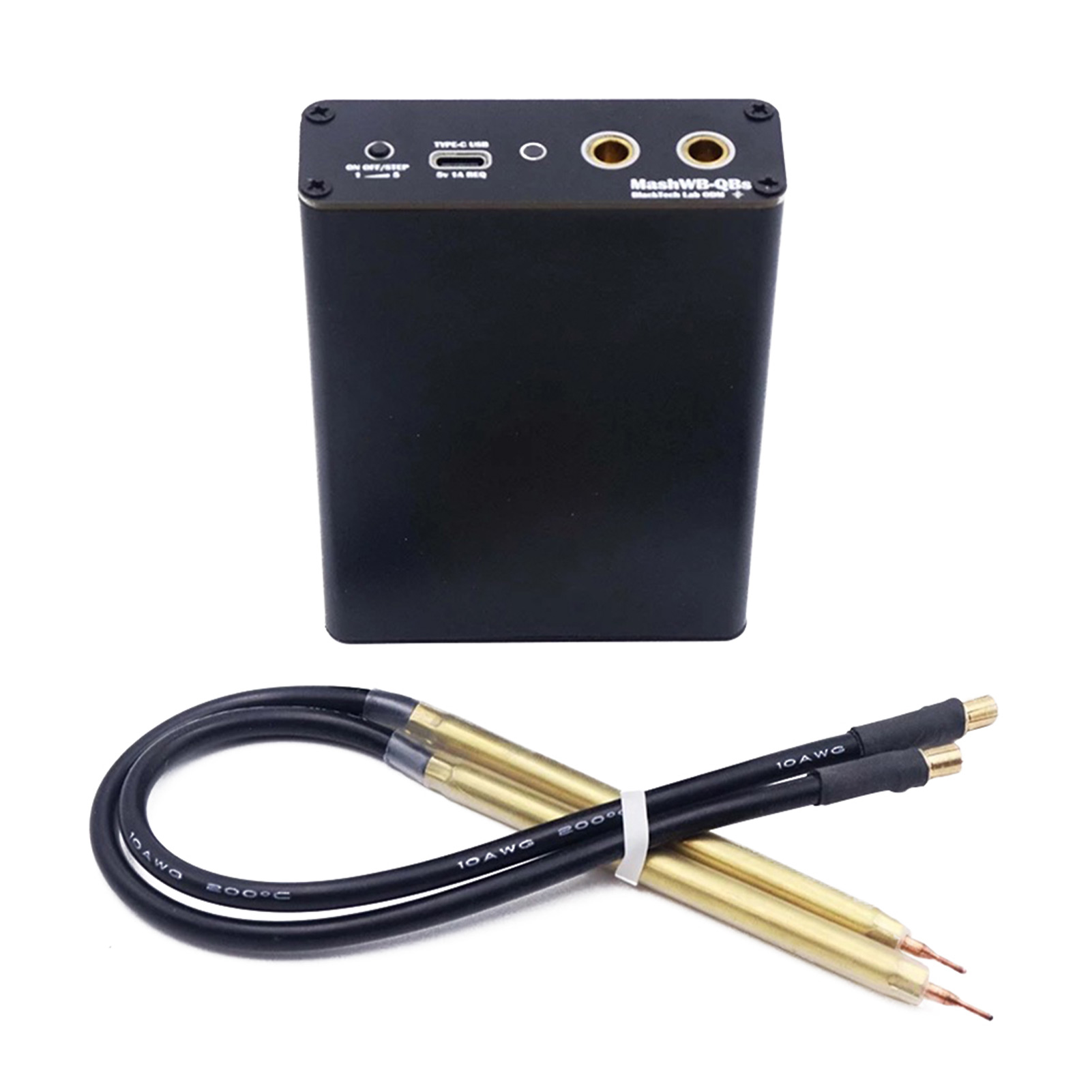 For Battery Wear Resistance 5 Gears Adjustable Spot Welder With LED Indicator DIY Rechargeable Aluminium Alloy Portable Mini