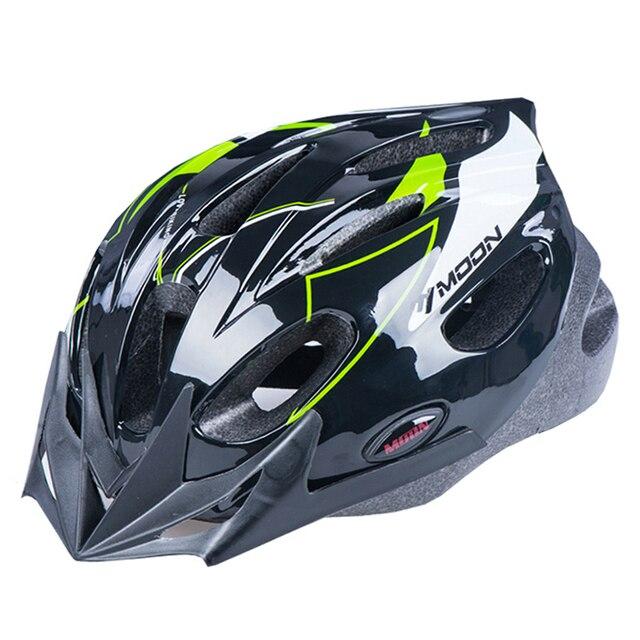 Lua criança equilíbrio capacete da bicicleta pc + eps respirável crianças ciclismo capacete de estrada montanha mtb capacete 260g tamanho m/l 1