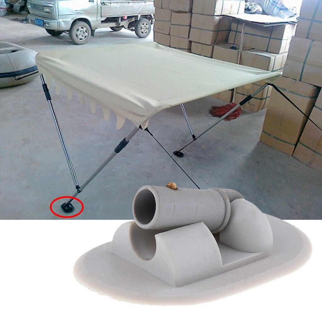 2x lancha de pesca barco inflável toldo