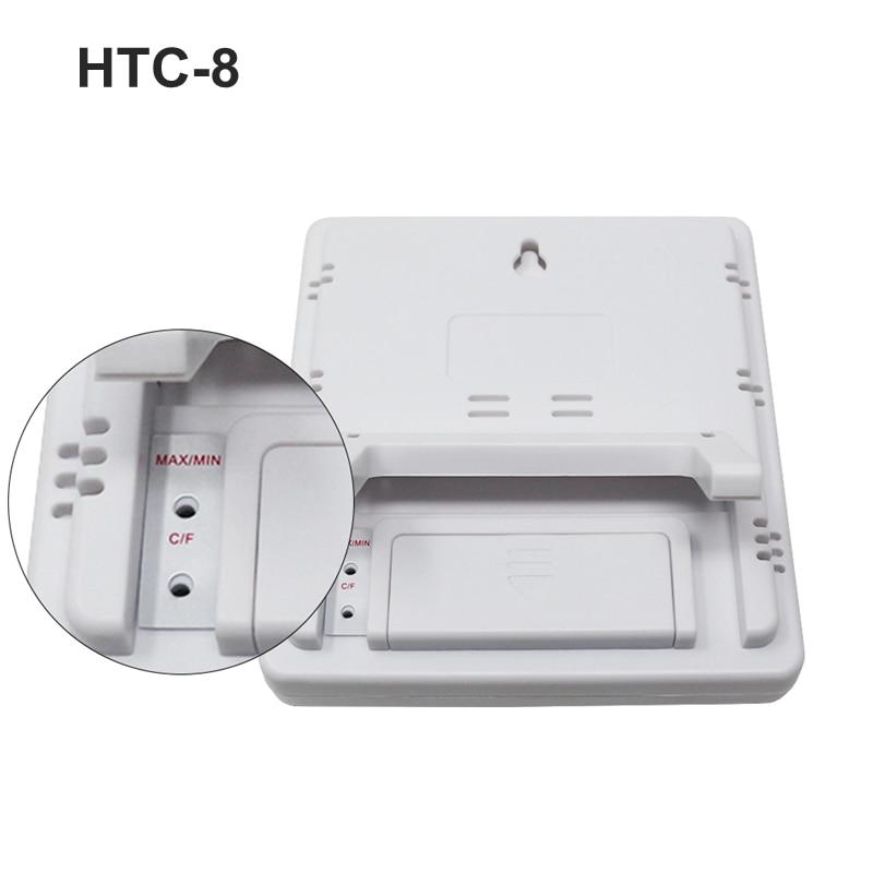 Meteorologická stanice HTC-1 / HTC-8 Vnitřní digitální teploměr - Měřicí přístroje - Fotografie 6