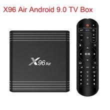 X96 Air Smart Android TV Box Amlogic S905X3 4GB RAM 64GB ROM