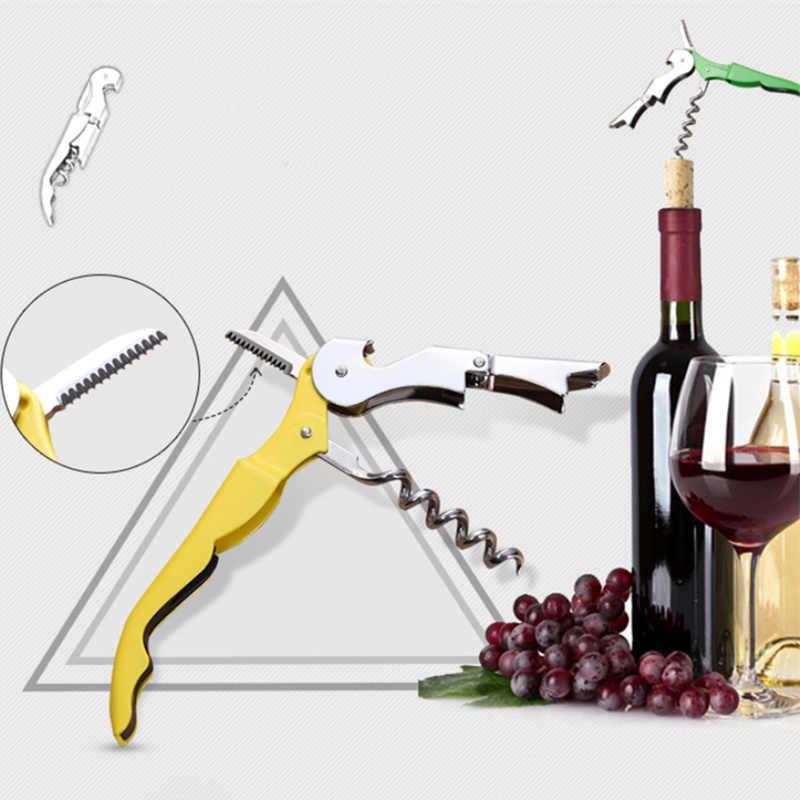 المألوف البحر الحصان زجاجة نبيذ أحمر فتاحة متعددة الوظائف المفتاح المفاتيح ، فتاحة الزجاجات ، سكين ، الإحسان هدايا