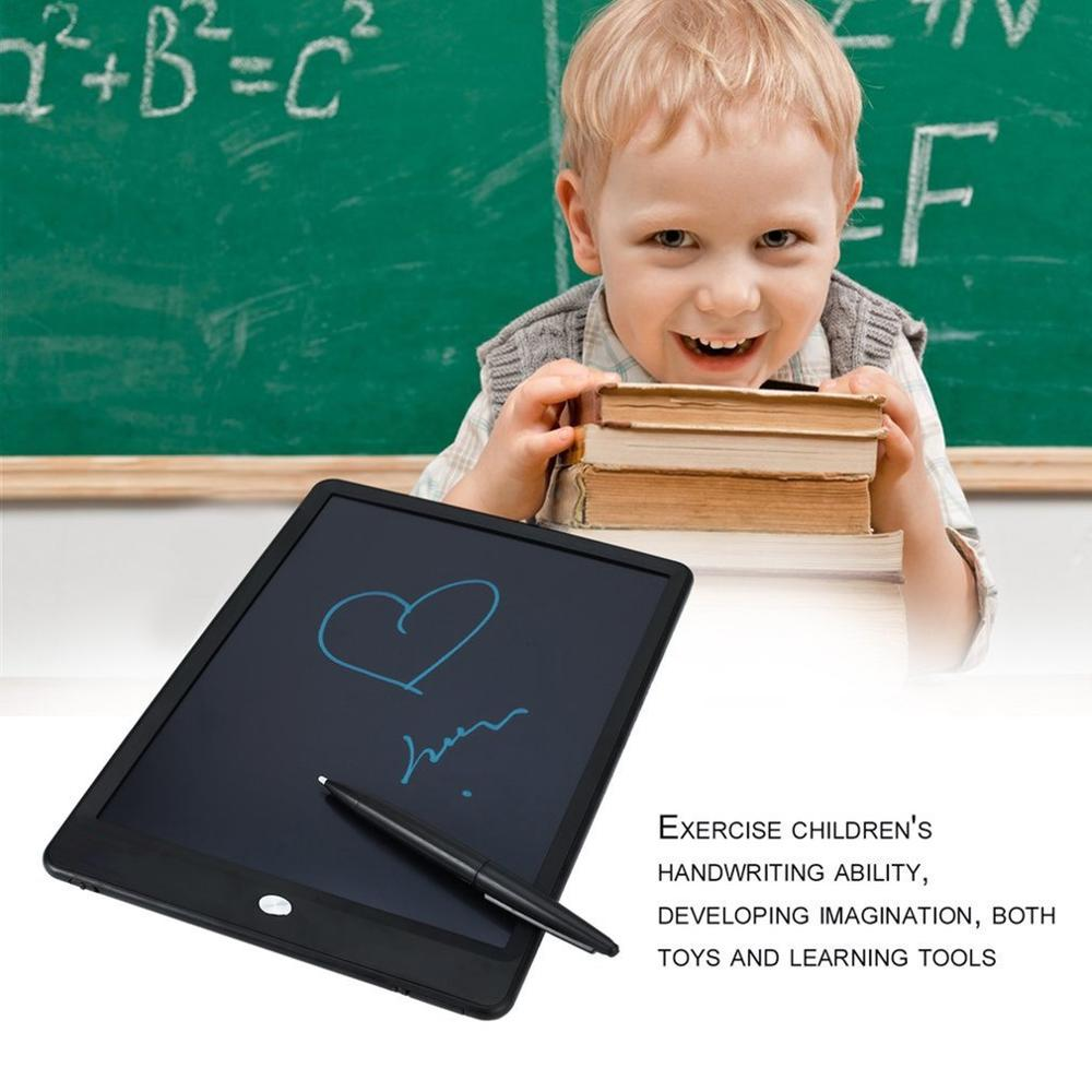10 Inch LCD Writing Tablet Digital Drawing Handwriting Tablet Portable Writing Board Ultra-thin Energy Saving