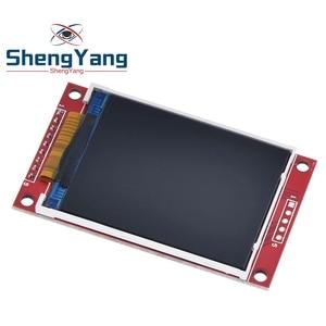 Image 1 - Smart Electronics 2.2 Inch 240*320 Dots Spi Tft Lcd Seriële Poort Module Display ILI9341 5V / 3.3V 2.2 240X320 Voor Arduino Diy