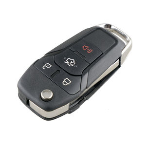 Image 1 - Yetaha 4 Buttons Remote Smart Key For Ford Fusion 2013 2014 2015 2016 N5FA08TAA 315MHz Remtekey With Chip/Battery