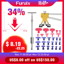 Tool Sets Tools Auto Car Body Dent Lifter Remover Repair Puller Kit Tools Slide hammer Suction Cup car kits accessories