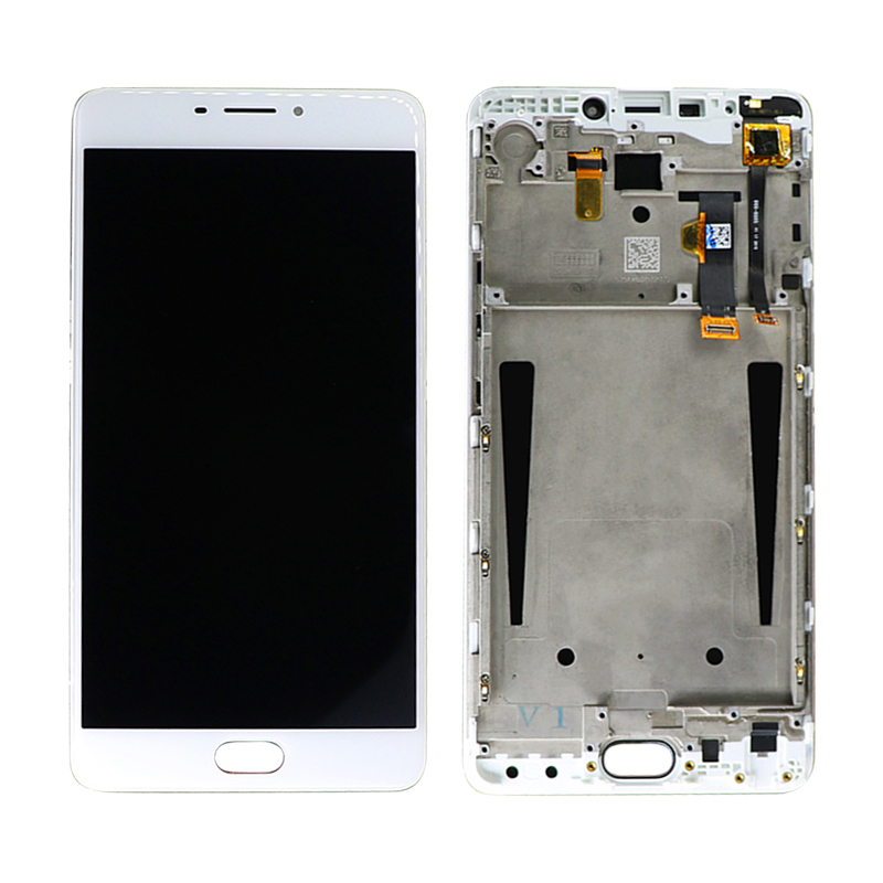 For Meizu Meilan Max Meizu M3 Max LCD Display Screen With Frame+Touch Digitizer For Meizu M3 MAX S685H LCD Display