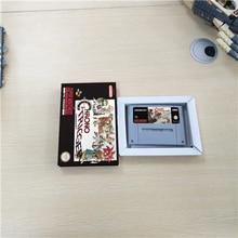 クロノトリガーのユーロバージョンrpgゲームカードバッテリーセーブとリテールボックス