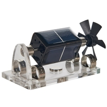 Солнечная магнитная левитация модель левитирующий двигатель мендочино образовательная модель St41
