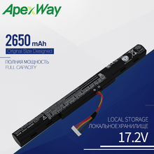 Buy Apexway Laptop Battery for Acer Aspire E15 E5-475G E5-575 523G 553G 573G 575G 774G AS16A5K AS16A7K AS16A8K 2650 mAh 14.8V directly from merchant!