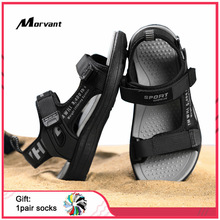 Summer Kids Sandals Breathable Boys Sandals Soft Comfortable Children's Shoes Outdoor Beach Kids Lightweight Sandal