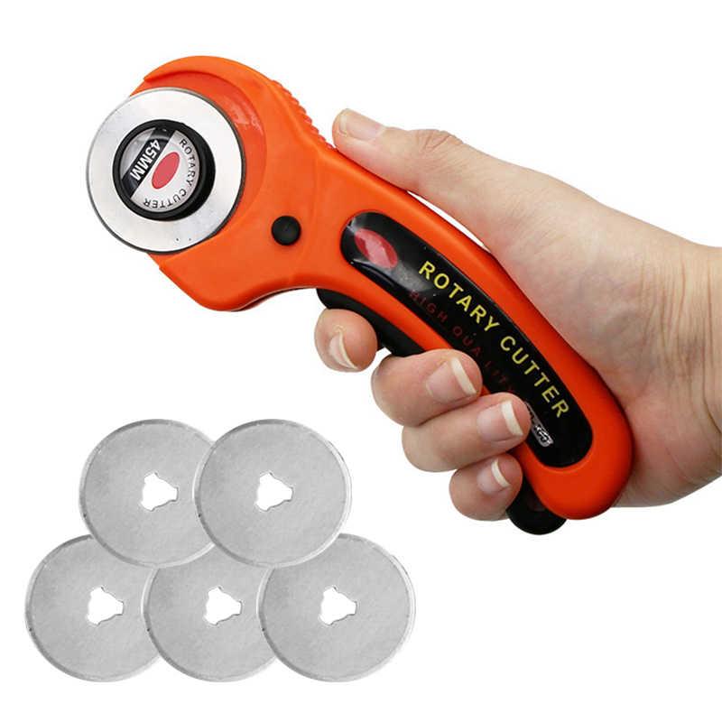 CuiGuoPing 45 mm Cortador circular para papel de cuero