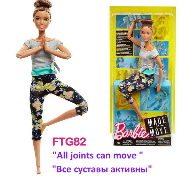 Original Barbie Brand Joints Move Girl Toys Fashion Dolls for Children Riding Birthday Gift Boneca Juguetes Kids Toys for Girls