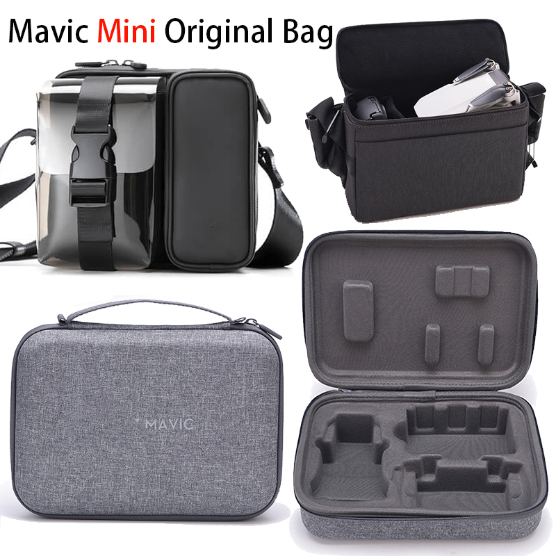 Mavic Mini Bag 100% Brand Original Waterproof Handbag For Dji Mavic Mini Case Accessories Backpack Original Travel Bag